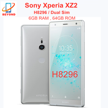 Sony Xperia XZ2 H8296 Dual Sim Mobile Phone 4G LTE 5.7