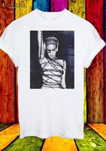Robyn Rihanna Fenty Singer Barbados Album Cover Men Women Unisex T-shirt 337 Mans Unique Cotton Short Sleeves O-Neck T Shirt