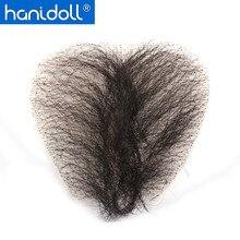 Hanidoll Sex Doll Pubic Hair for Silicone Sex