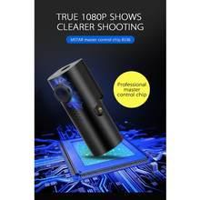 Wi fi видеорегистратор с tws гарнитурой 1080p Голосовое управление