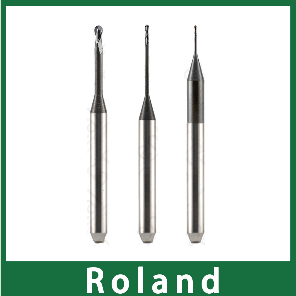 Roland DWX50/51D/52 Milling Bur For Milling Zirconia Disc With Ability 150unit