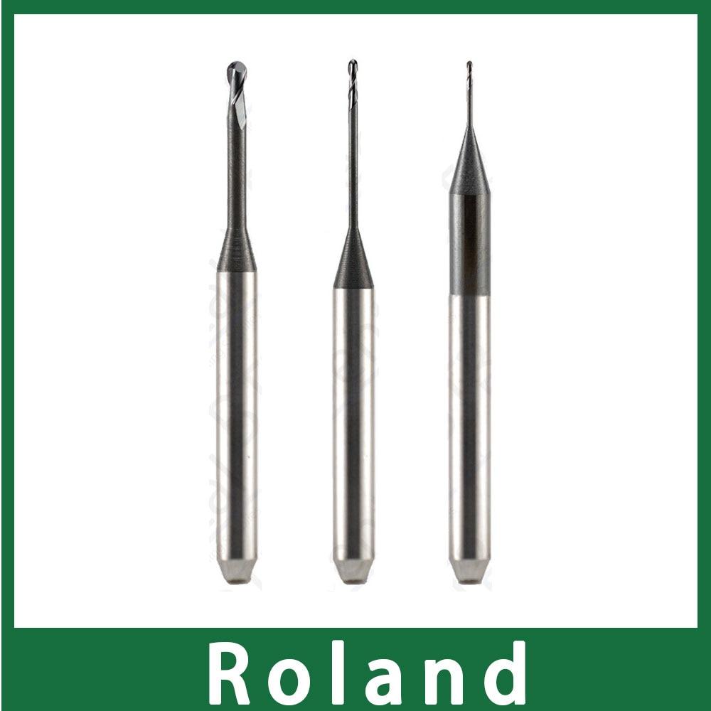 Roland DWX50/51D/52 Milling Bur For Milling Zirconia Disc With Ability 150unit