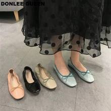 Casual Flats Shoes Women Slip On Ballet Flat Shoes Soft Ballerina Round Toe Shallow Moccasins Female Chaussure zapatos de mujer цены
