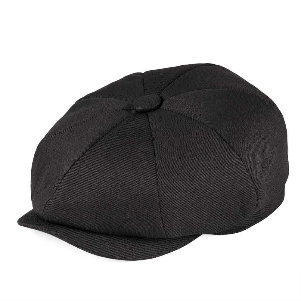 JANGOUL Cotton Newsboy Cap Small Head Men Women Bakerboy Caps Child Kid Infant Toddler Youth Apple Hat Beret Hats 008