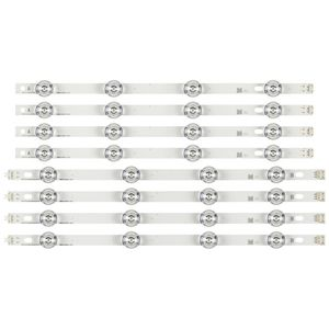 """Image 1 - LED strip For LG INNOTEK DRT 3.0 42""""_A/B TYPE 6916L 1709B 6916L 1710B 42LB5610 42LB5510 42LY320C 42GB6310 42LB552V 6916L 1910B"""