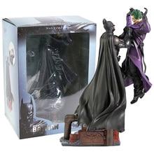 Arkham Origins Bruce Wayne VS Joker Statue PVC Figure Collectible Model Toy
