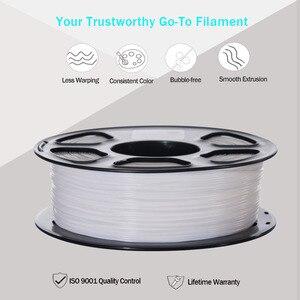 Image 4 - PLA/ABS/PETG 3D printer filament 1.75MM 343M/10M 10color 2.2LBS  3D Printing Material plastic material for 3d  printer 3Dpen