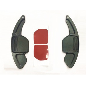 Image 4 - עבור מושב אלהמברה Ateca ליאון MK3 5F FR אלומיניום סגסוגת Shift משוט הגה הארכת שיפטר