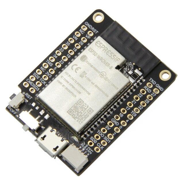 Mini32 Wi Fi Bluetooth モジュール開発ボード ESP32 WROVER B PSRAM EM88