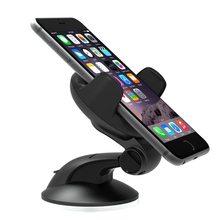 New Universal 360 Rotated Car Windshield Mount Cell Phone Holder GPS Stand Support