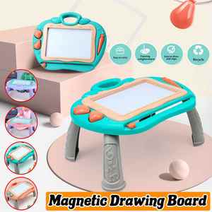 Erasable Drawing-Board Educational-Toy Magnetic-Painting Baby Writing Kids Children New