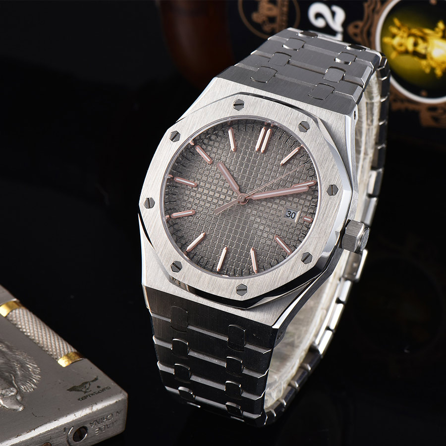 Watch Men 41mm Top Luxury Brand Fashion Sport Automatic Mechanical Watches Men sapphire crystal Watch 06