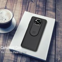 Coque de protection d'appareil photo de Xiaomi Poco X3 NFC, étui cellulaire, bouclier photographique, protecteur de lentilles pour Xiaomi Poco X3 NFC, Nillkin