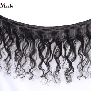 Image 2 - Meetu 4X4 Spitze Schließung Perücke Lose Welle Menschliches Haar Perücken Für Schwarze Frauen Brasilianische Spitze Vorne Menschliches Haar perücken Pre Gezupft