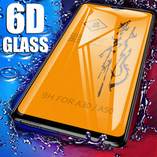 Tempered Glass for Samsung Galaxy A50 A50s A70 A40 Screen Protector for Samsung A10 A20 A30 A60 A80 A90 M10 M20 M30 M40 Glass