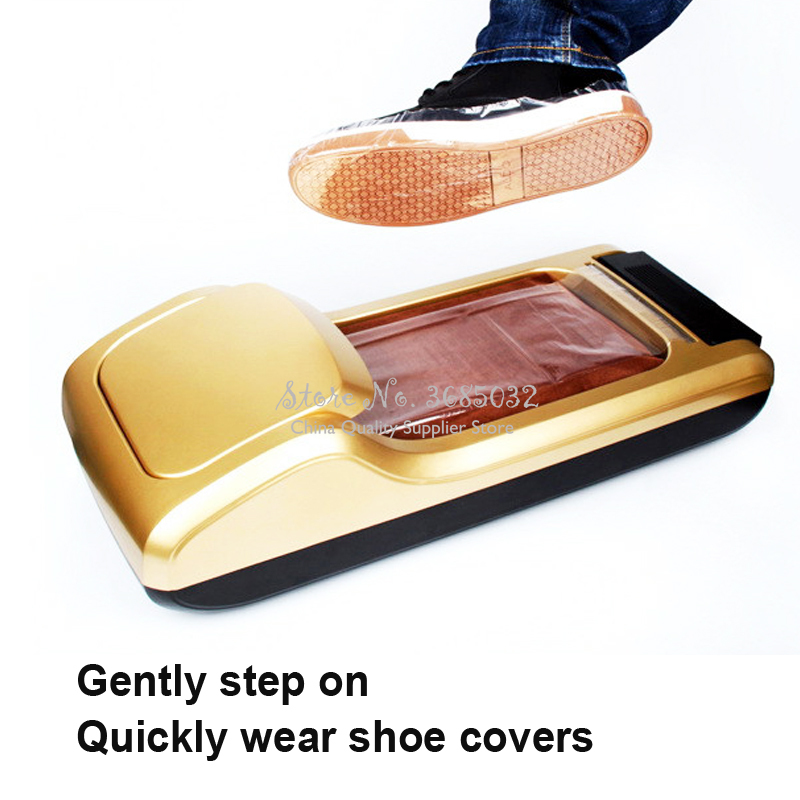JZ191 Manufacturers Of Shoes Machine Automatic Shoe Cover Machine Shoe Polishing Equipment Kit Set Foot For Home New Shoes Tool