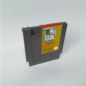 Image 1 - The Legend of Zeldaed    72 pins 8 bit game cartridge
