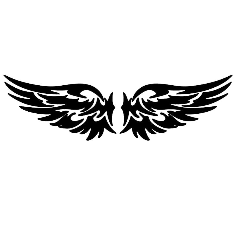 """Blood Angels Wings Car Truck Bumper Window Wall JDM Fun 7/"""" Vinyl Decal Sticker"""