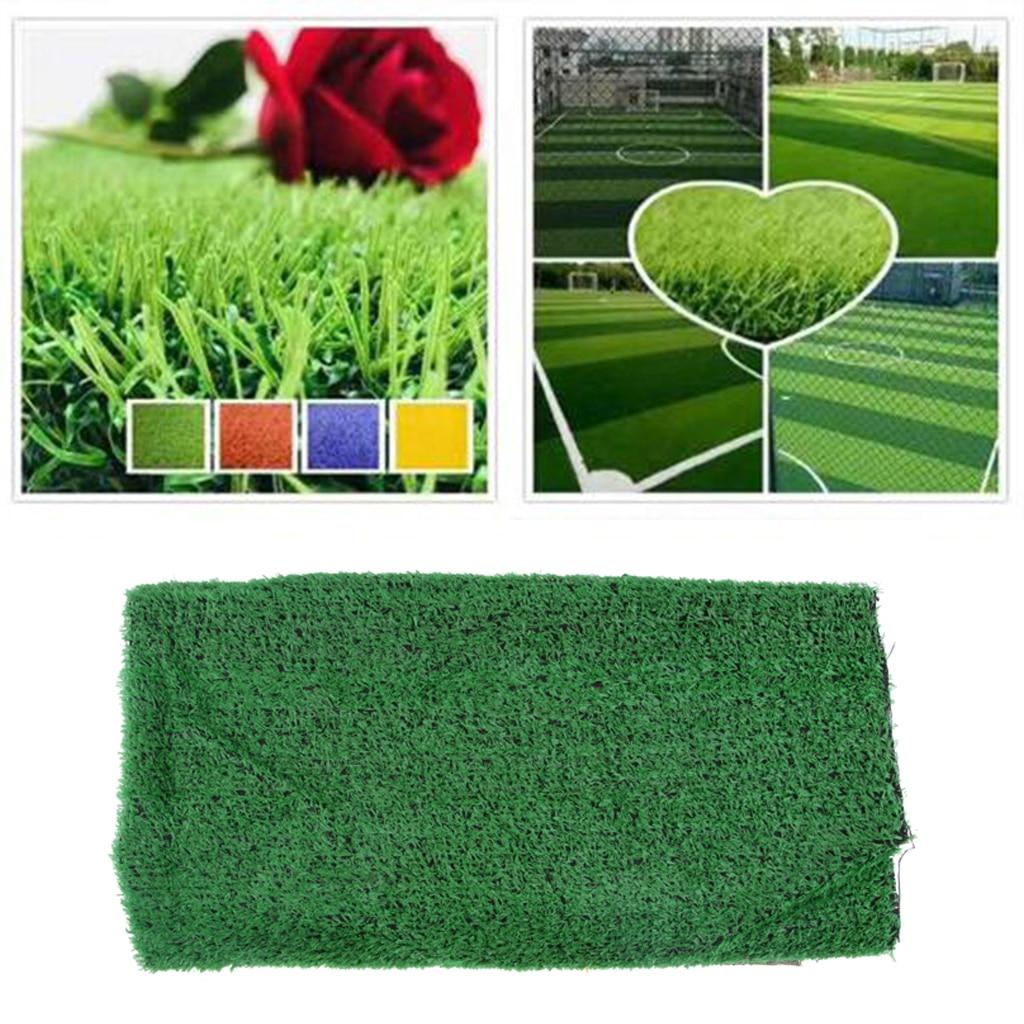 Artificial Grass Turf Indoor Outdoor Garden Lawn Landscape Synthetic Grass Mats Artificial Lawn Aliexpress