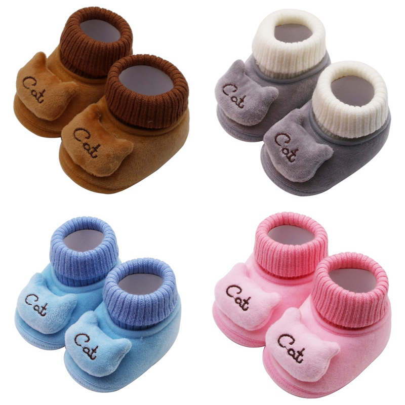 Boys Shoes Sneakers Autumn Baby Shoes Casual Toddler Prewalker Girls Booties Infant Soft Soled Cartoon First Walkers