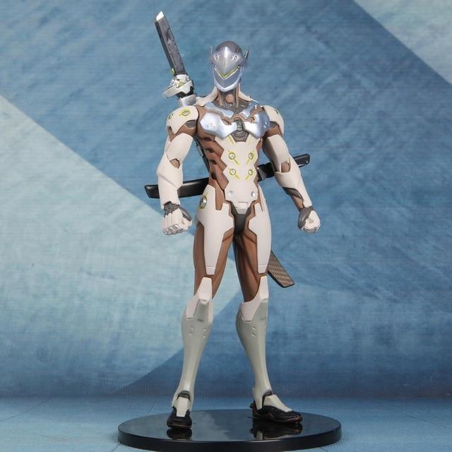 Overwatch Genji Genji Shimada Genji Assault Hero Game Boxed Figure Toy PVC Boxed Model Gift for A Friend or Child 1