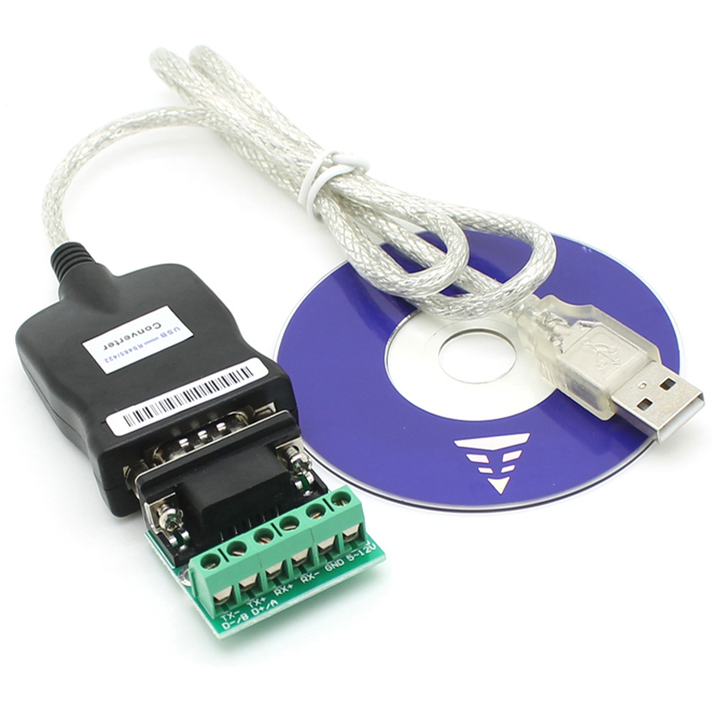 Usb2.0 To Rs-485 Rs-422 Db9 Pin Female Com Serial Port Chip Pl2303 Isolated Usb To A Rs485 Usb Rs485 Rs422 Adapter Converter Good Heat Preservation