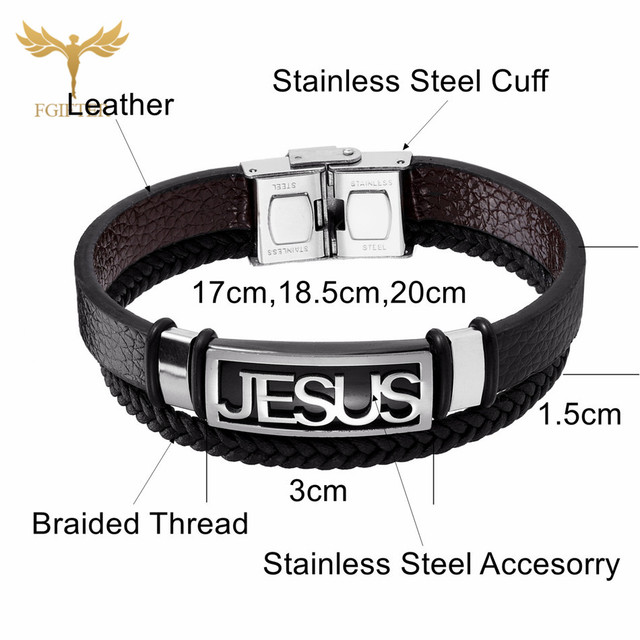 Stainless Steel Christian...