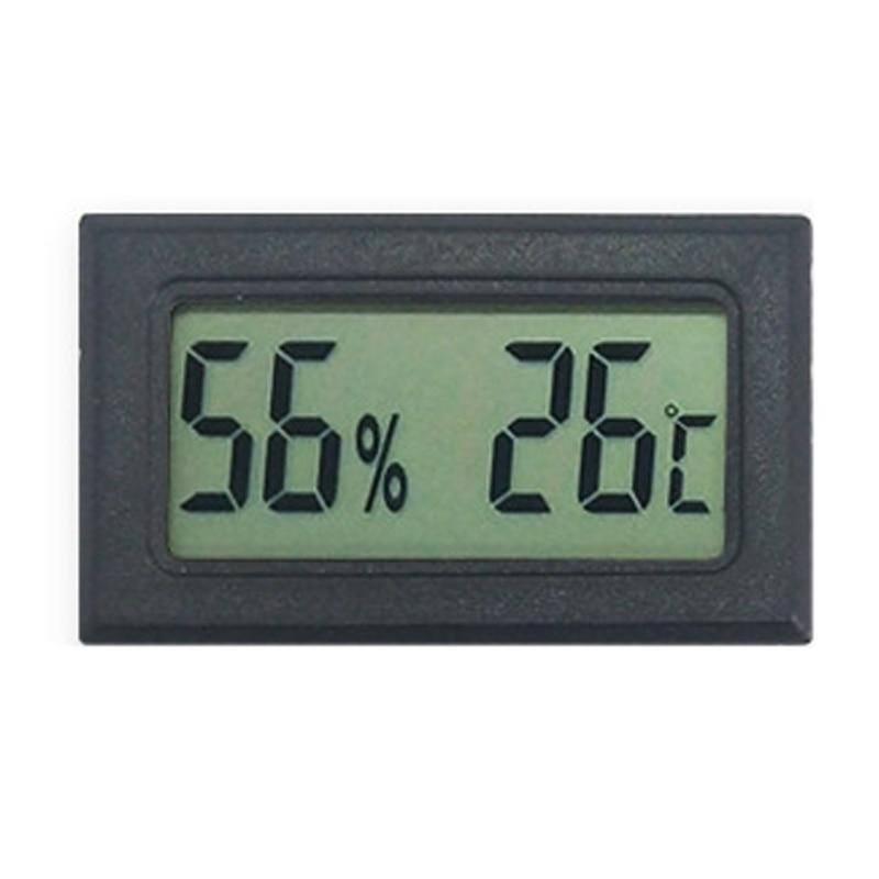 Mode Digital LCD Display Temperature Mini Meter Thermometer Temp-Sensor Indoor