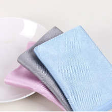 Glass-Cloth Cleaning-Towel Absorbable Microfiber Car-Rag Wipes No-Lint-Window Soft Kitchen