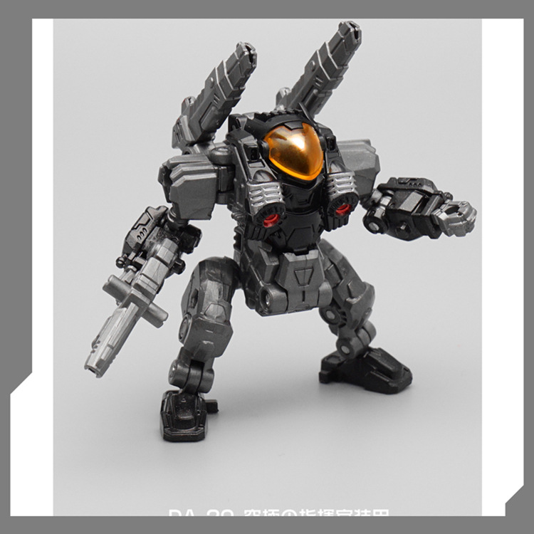 MFT Transformation DA20 DA-20 Diaclone Flying Powered-suit Upgrade Kit package Cosmic sea Solider Figure Toy