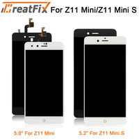 Original For ZTE Nubia NX549J Z11 Mini s LCD Display Touch Panel Screen Digitizer Assembly with Frame For Z11 mini nx529j