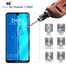25 Pcs Tempered Glass For Huawei Y MAX 7.12 Screen Protector 2.5D 9H Protective Film