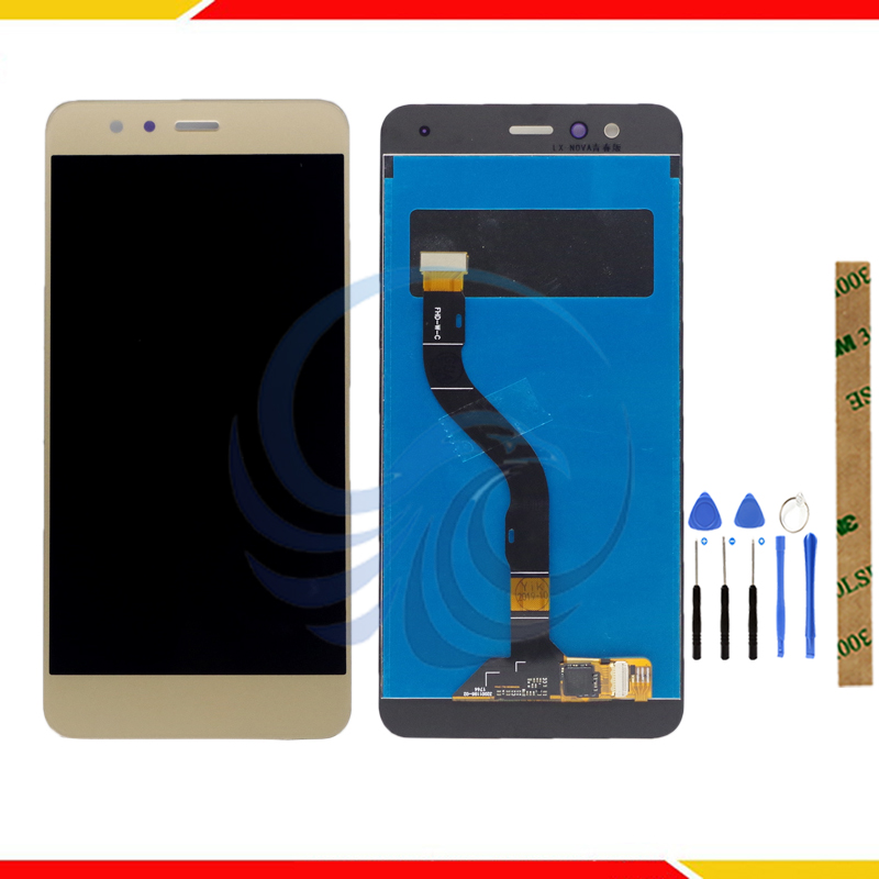 Good Quality LCD Screen For HUAWEI P10 Lite WAS-LX1 WAS-LX1A WAS-LX2 WAS-LX3 LCD Display With Touch Screen Complete assembly