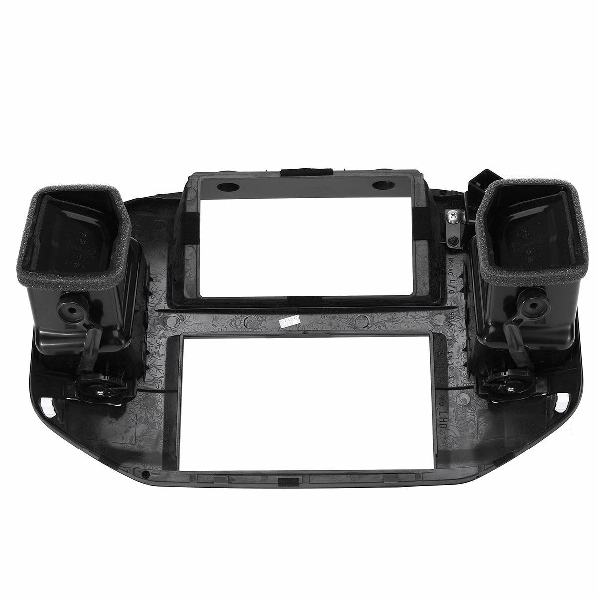 Новинка, 1 шт., Черная передняя панель, вентиляционное отверстие, Выходная панель для Mitsubishi Pajero Montero Shogun MK3 2001 2006 - 3