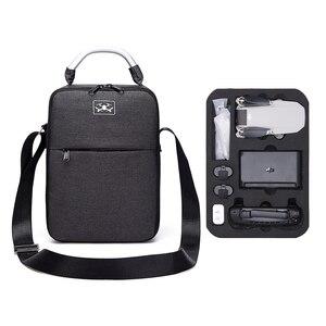 Image 3 - DJI Mavic Mini Portable Storage Bag Travel Case Carring Shoulder Bag For Mavic Mini Drone Handheld Carrying Case Bag Waterproof