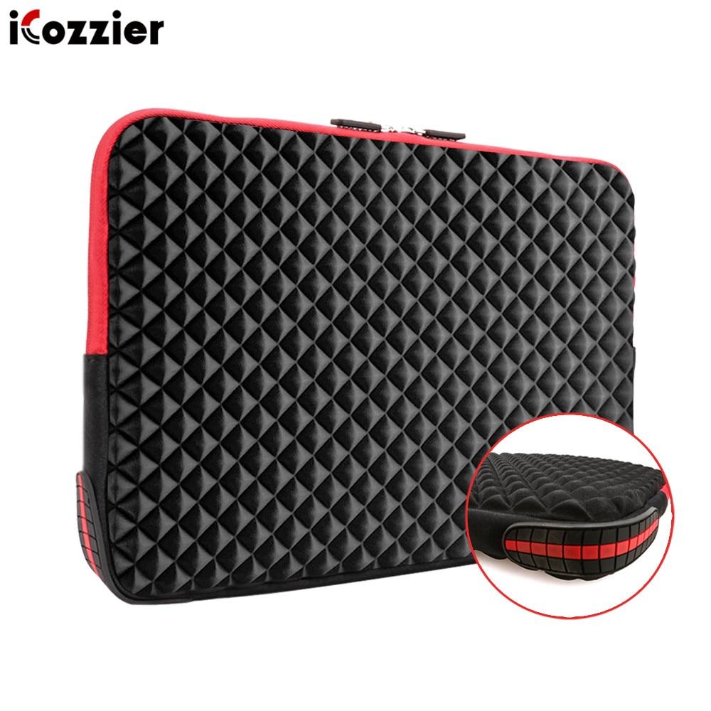 15.6 Inch Laptop Bag Case For Macbook Pro 13 Waterproof Laptop Sleeve For Macbook Pro 13 Case Computer Notebook Bag 15.6