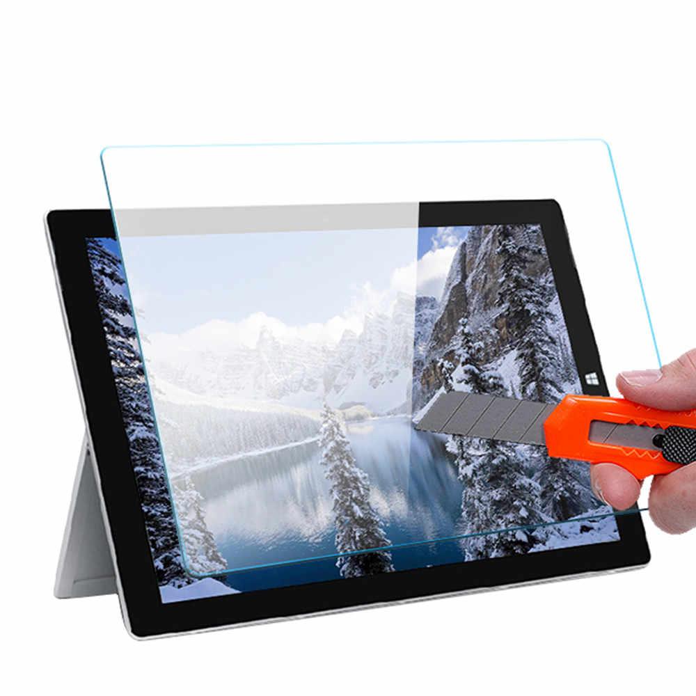 واقي للشاشة من الزجاج المقسى لهاتف مايكروسوفت سيرفس 3 برو 3 برو 1 2 4 برو 5 6 7 X غطاء شاشة واقية ضد الخدش
