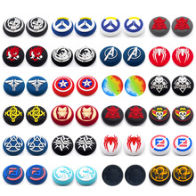 Soft Silicone Thumb Stick Grip Cap Joystick Cover For Playstation5 PS5/PS4/PS3/PS2/xbox Controller accesorios Thumbstick case