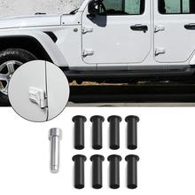 For Jeep Wrangler TJ YJ CJ LJ 1986-2006 Door Hinge Bushing Door Hinge Bushing Set