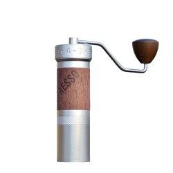 1zpresso K-פרו מטחנת קפה ידני נייד קפה מיל 304 נירוסטה בר מתכוונן 40mmTitanium מצופה בר