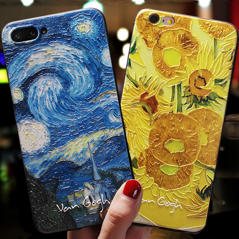 For Coque Apple iphone 11 Pro 7 8 6 s 6s 7plus 12 XS Max Case Cover For iphone X XR 7 8 6 s Plus 5 5s SE 2020 Art Black Cases(China)