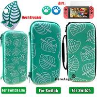 Blu Custodia Accessori Sacchetto di Immagazzinaggio per Nintendos Interruttore Custodia Da Viaggio Portatile per Nitendo Interruttore Lite Console Accessori