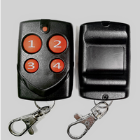 Universal Multi Frequency auto scan frequency Fixed code Remote Control Cloning/Duplicator Remote Control Key Fob 286 868mhz|Motorcycle Burglar Alarm|   -