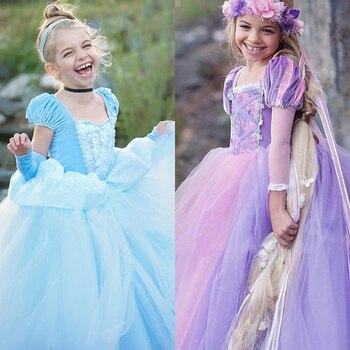 Disfraces De Princesa Para Niñas Vestidos De Bella