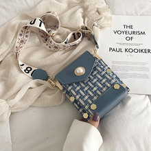 Shoulder Bag 2019 New Mobile Phone Casual Fashion Crossbody Small Square Women
