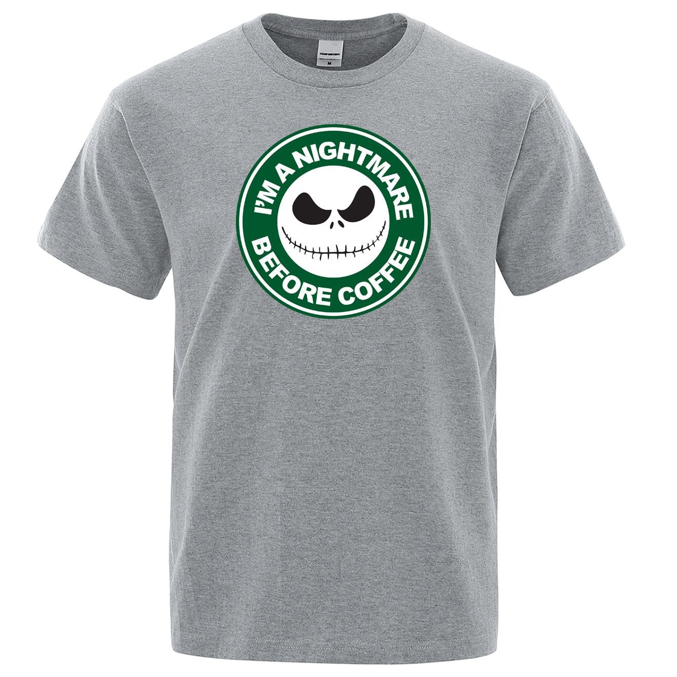 T-shirt Jack Skellington Starbucks Parodie Créer Son T Shirt
