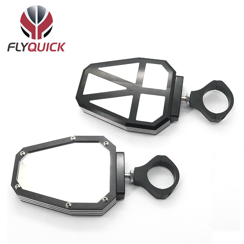 Flyquick Cross Border offres spéciales Buggy de plage tout-terrain véhicule miroir CNC vtt/UTV rétroviseur