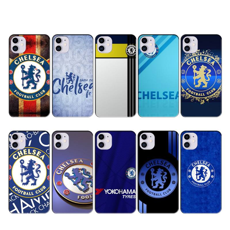 TK ELEVENV Chelsea Club case coque fundas for iphone 11 PRO MAX X XS XR 4S