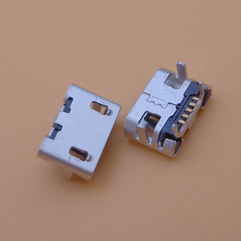 2pcs micro mini USB Charging Port Jack socket Connector replacement plug For Lenovo Tab 2 A10-30 TB2 X30F A7-50 A3500-F image
