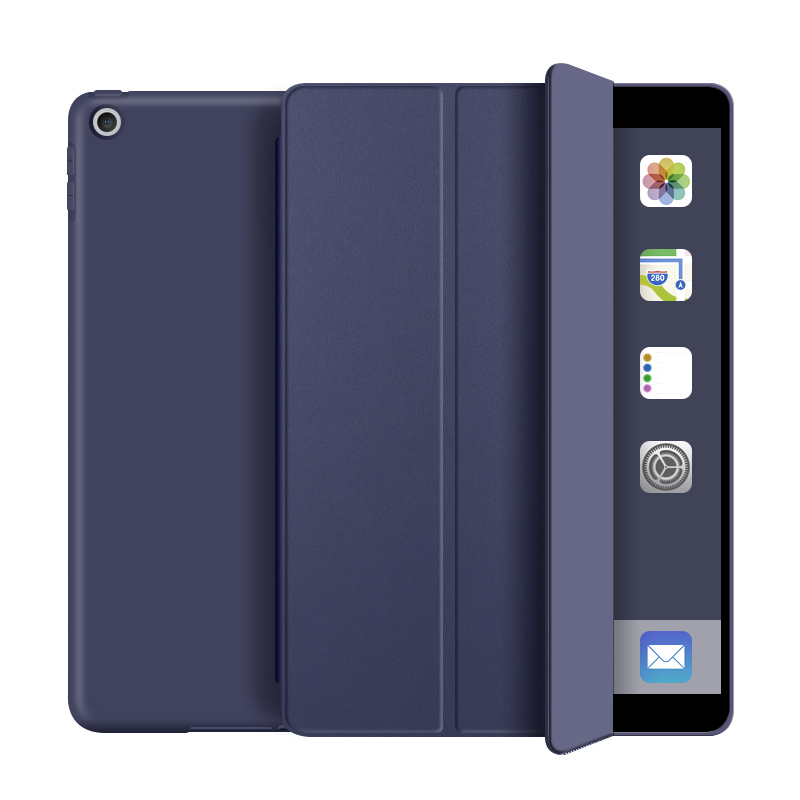 Dark blue Gold For iPad 10 2 inch 8th 2020 model A2270 Tablet Case for iPad 10 2 inch